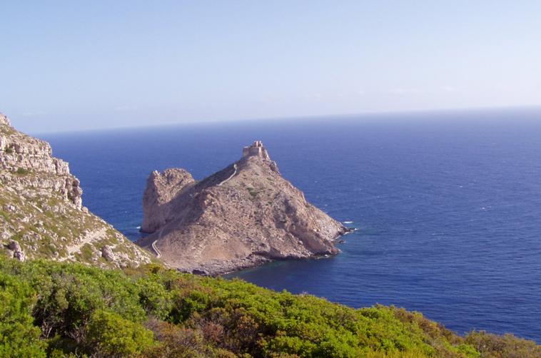 Castello Punta Troia Marettimo - Le conchiglie case vacanza