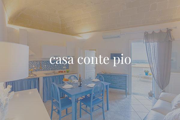 Casa Conte Pio - Le Conchiglie - Case Vacanza - Marettimo