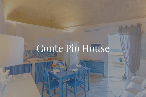 Conte Pio House - Case Vacanza - Marettimo